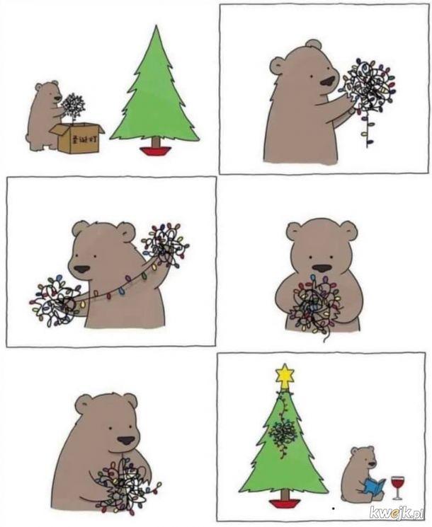 Jak sobie radzę z świątecznym chaosem
