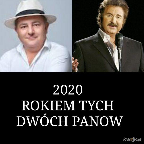 2020 ROKIEM TYCH DWÓCH PANOW