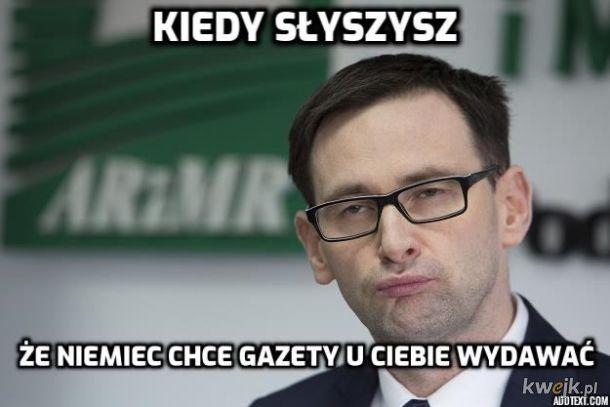 Można też tak :) Przejęcie Polska Presse