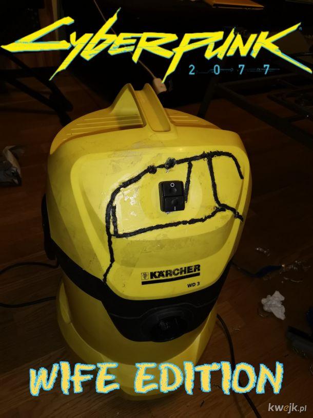 Cyberpunk 2077 Wife Edition