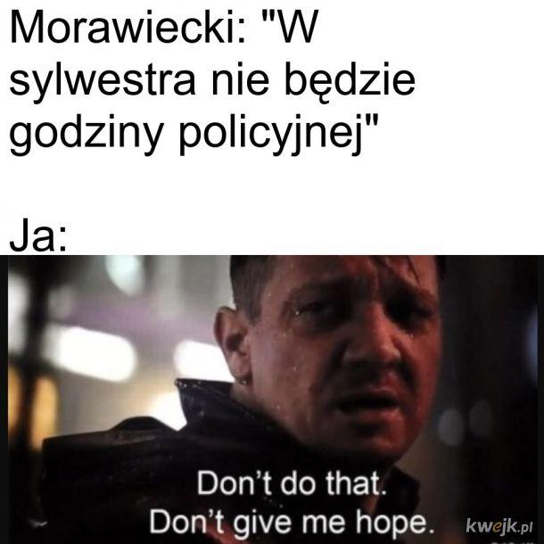 Don't give me hope, Vateusz