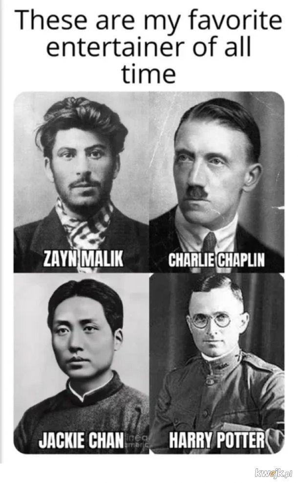 Chaplin to mistrz