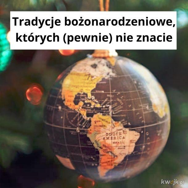Świąteczne zwyczaje z całego świata