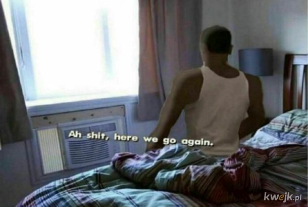 Każdego ranka