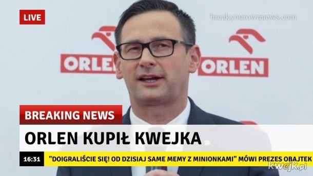 Najnowsze info!