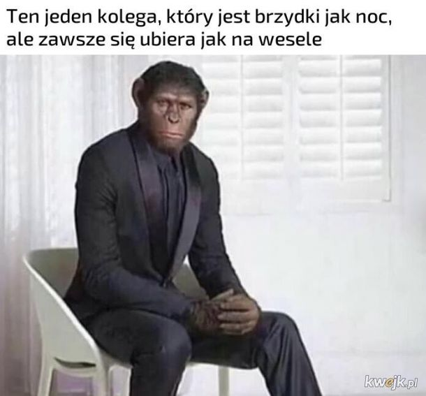 Ten jeden kolega