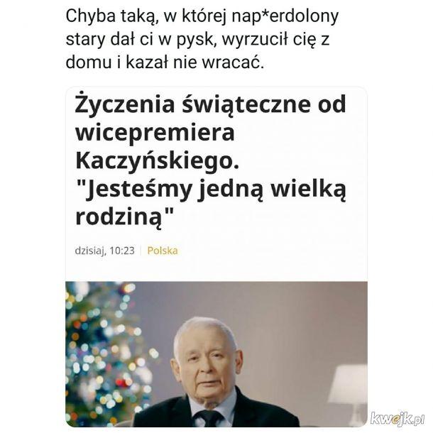 Jeśli Polska to rodzina, to ktoś powinien założyć jej niebieską kartę..