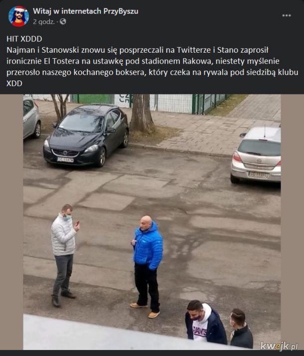W TVPiS pewnie zaraz okrzykną Stanowskiego tchórzem