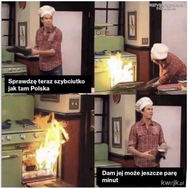 Jak tam Polska