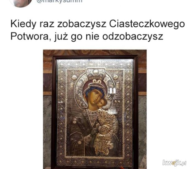 On zjada Bozię!