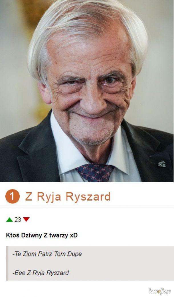 Z Ryja Ryszard