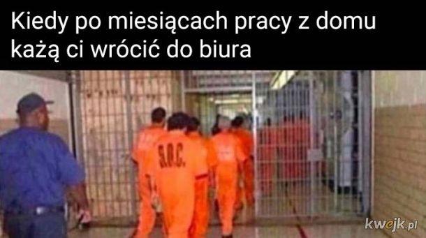 Jak w więzieniu