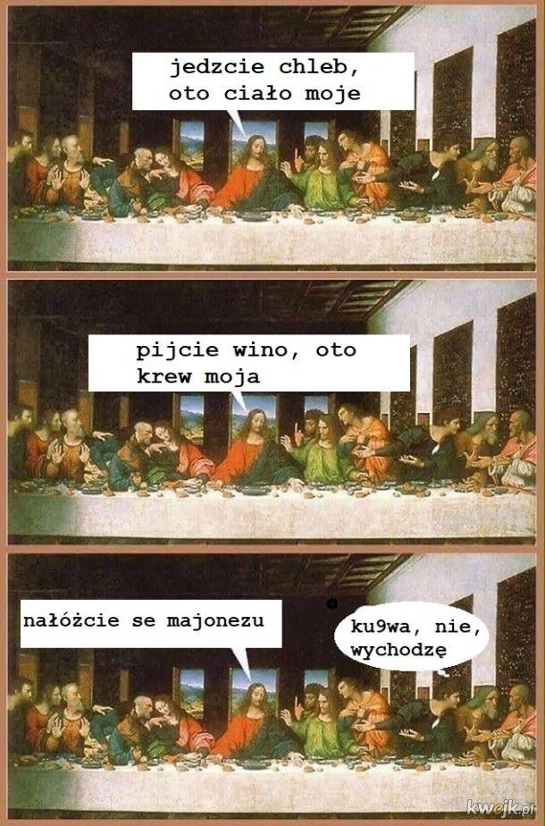 Jezu, weź, ohyda