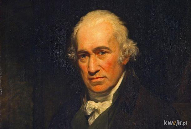 Dziś mija 285. rocznica urodzin Jamesa Watta