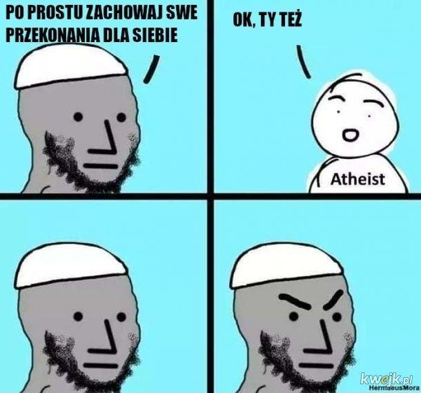Religia (świętego) (s)pokoju XD