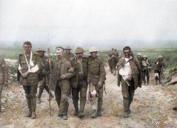 Pokolorowane zdjęcia z pól walk pierwszej wojny światowej, obrazek 18