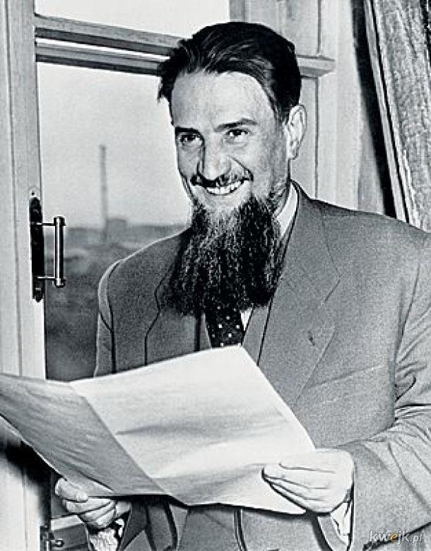 Dziś mija 118. rocznica urodzin Igora Kurczatowa, ojca radzieckiej bomby atomowej