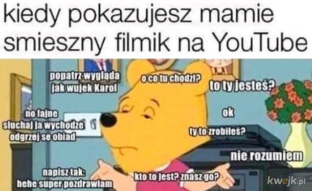 Mama i YT