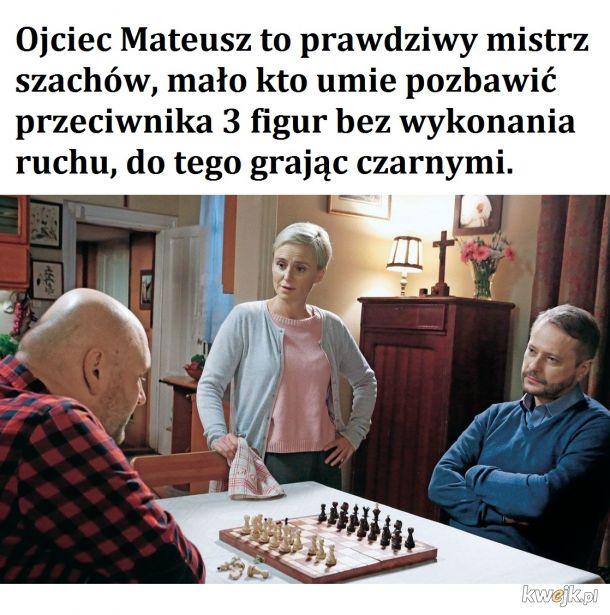 Serial genialnym szachiście? Cudze chwalicie, swego nie znacie...