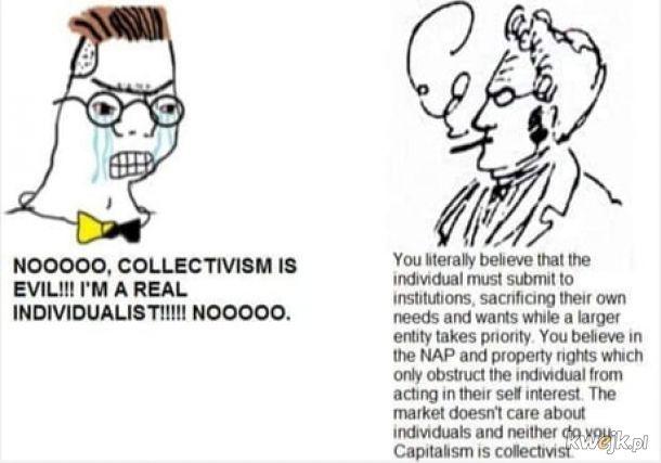 Stirner nie jest moim mistrzem, ale lubię faceta