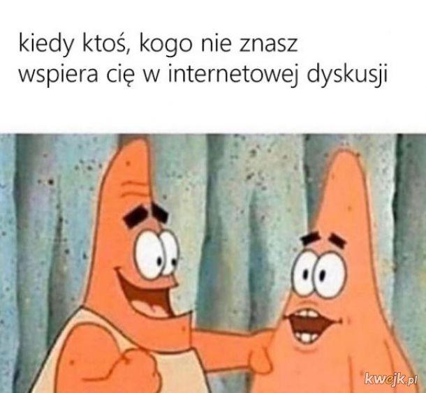 Internetowa dyskusja