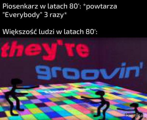 Muzyka lat 80