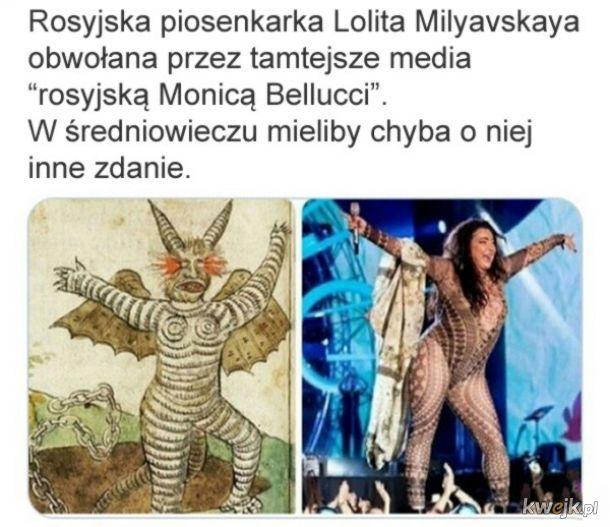 Rosyjska piosenkarka