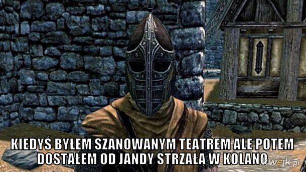 I znowu ten Skyrim...