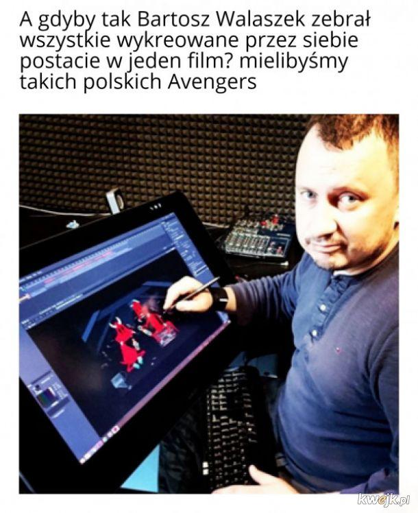 Polskie Avengers