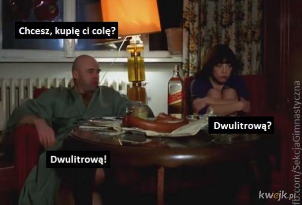 Cola, foch i podatki