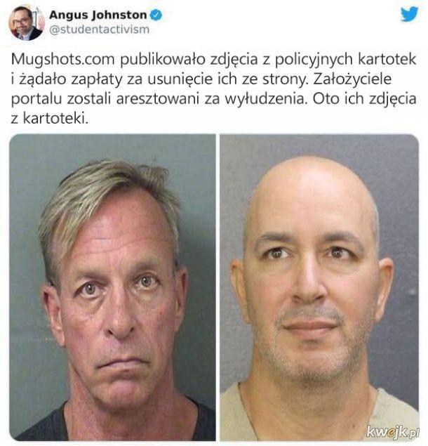 Karma instant, czyli ludzie, których dopadła sprawiedliwość