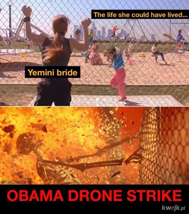 Obama to bandyta