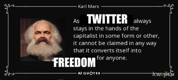 Tylko nacjonalizacja Twittera!