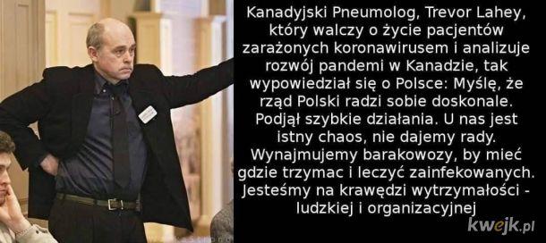 Polska zyskuje uznanie w Kanadzie