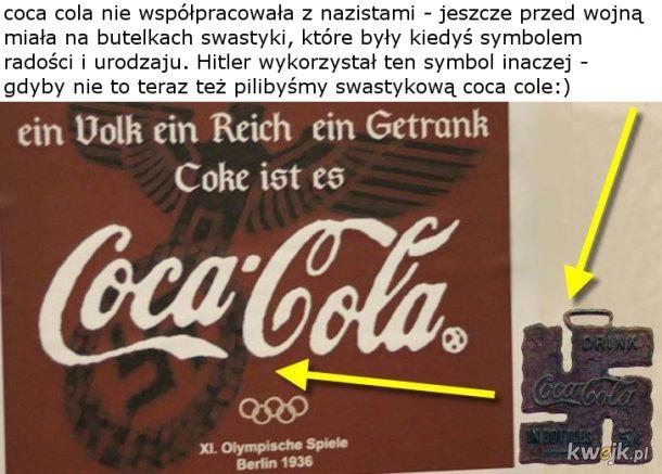 Dlatego morawiecki tak Coca Colę pewno opodatkował