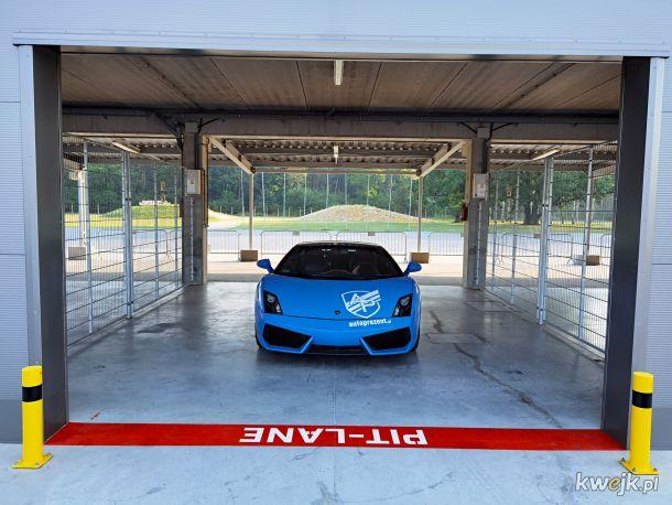 Lamborghini Gallardo - Tor Silesia Ring