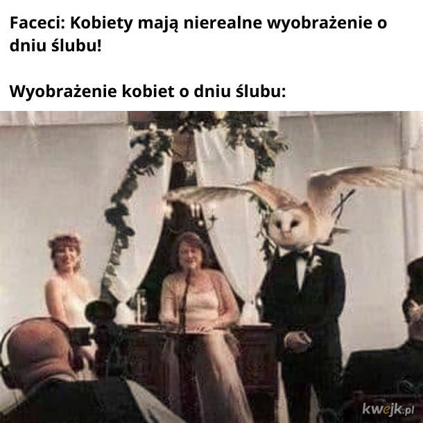 Piekny ślub!