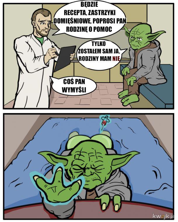 Yoda u lekarza