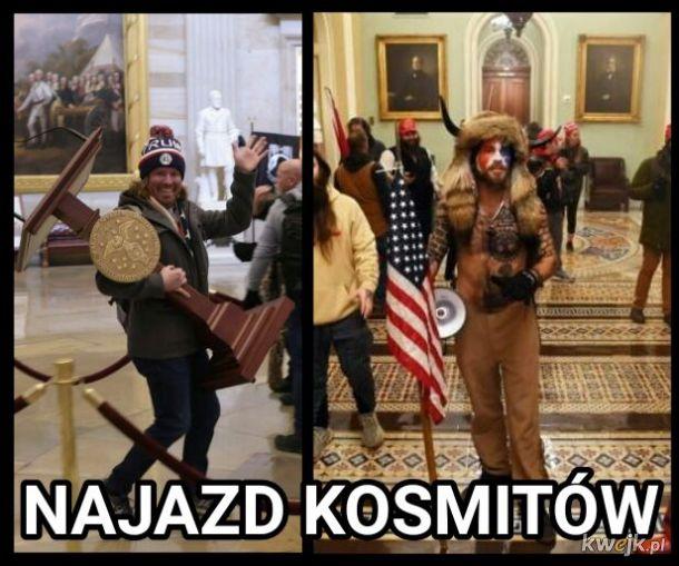 Republikanie sami w Waszyngtonie