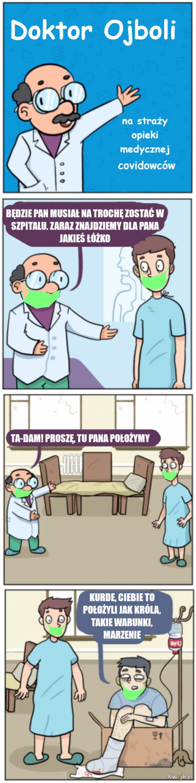 Szpital polowy za miliony
