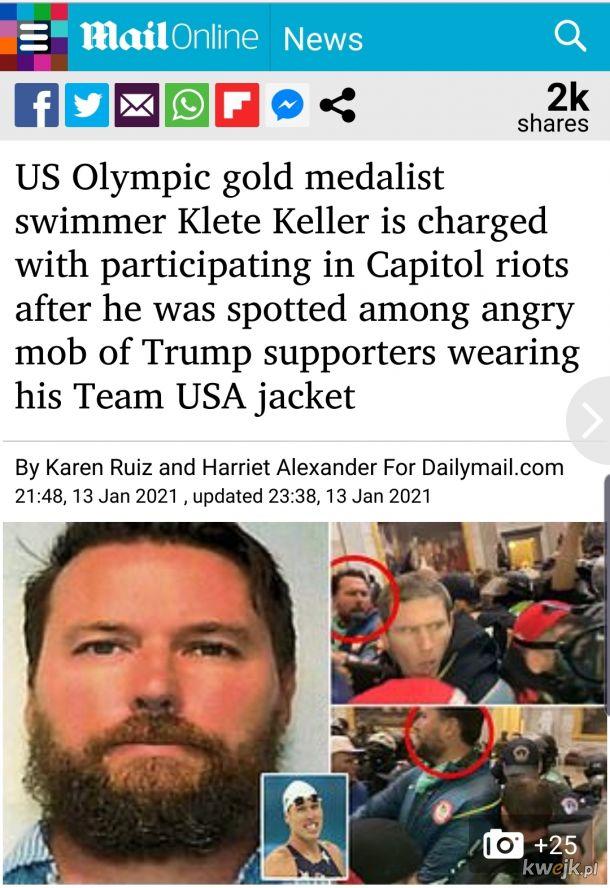 Aresztowany medalista olimpijski