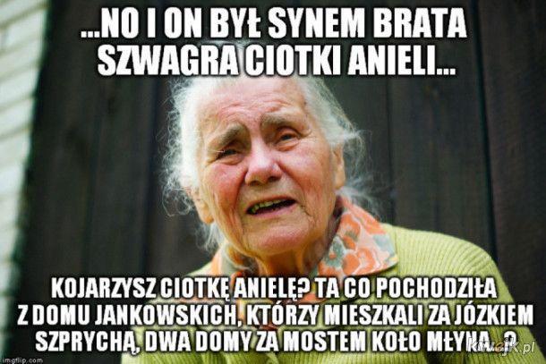 Memy o babci na Dzień Babci!
