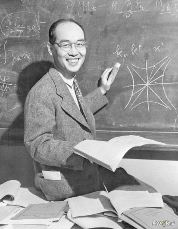 Dziś mija 114. rocznica urodzin Hideki Yukawy