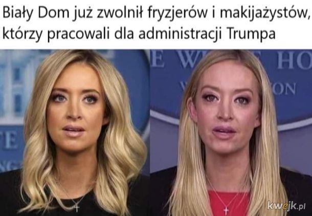 Prawdziwa twarz doraców Trumpa