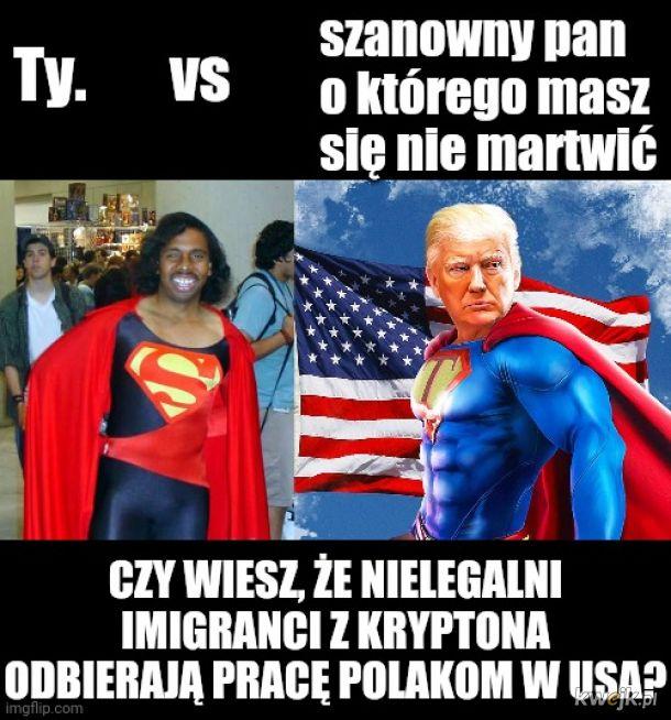 Pedro Kent vs przyjaciel polski i Polaków