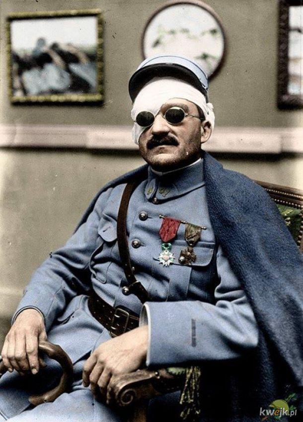 Pokolorowane zdjęcia z pól walk pierwszej wojny światowej, obrazek 21