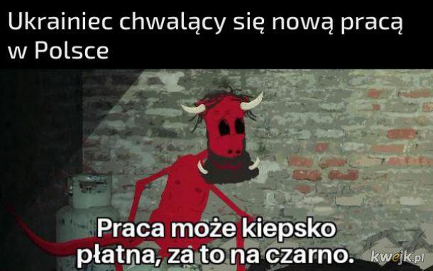 Ukrainiec w Polsce