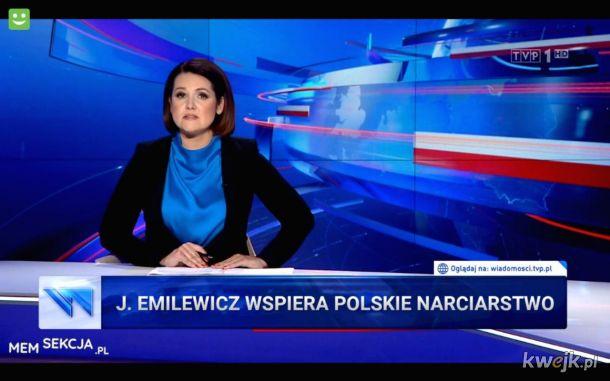 Jadwiga Emilewicz dopisana do listy zawodników