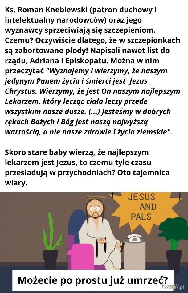Czy Jezus przyjmuje na NFZ czy tylko prywatnie?