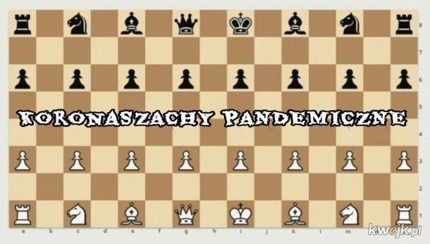 Organizatorzy turnieju we Władysławowie zapewniają, że 300 uczestników grało w szachy z odpowiednim dystansem.